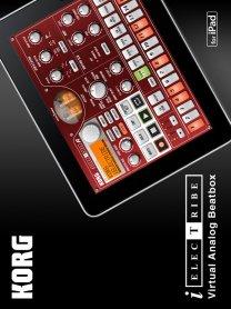 KORG iELECTRIBE for iPad