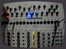 Un synhté modulaire passé à travers le FilterBank de Sherman.