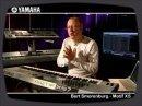 Bert Smorenburg présente le synthé Yamaha MOTIF XS.
