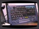Testing out some presets of Roland JP-8080. Very cute machine.