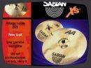 Présentation des cymbales Sabian XS20.