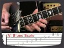 The blues scale, Hammer-ons, pull-offs