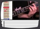 You will learn how to play bar chords in this lesson. Bar chords are really worth leaning and will allow you to play lots more songs! Have Fun!