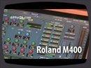La console de mixage live de Roland : la M400 vue sous toutes les coutures!