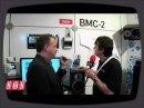 Présentation du nouveau BMC2 de TC Electronic pendant le salon MusikMesse 2009 de Franckfort.