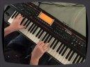 Roland juno-g demo fantom x sound module engine 61 keys excellent sounds