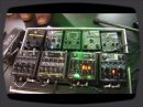 TC Electronic Nova pedals live in action played by Søren Andersen at Namm