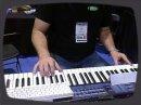 Courte démonstration de l'instrument de voix virtuel RealiVox par Realitone pendant le NAMM 2009