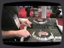 Hoska aka Mike Hosker demos the very nearly released Numark NS7 to the skratchworx USA team at NAMM 2009.
