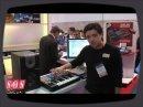 Akai MPK25 Portable Keyboard Controller.