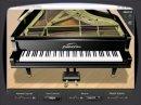 Aperçu des possibilités sonores du piano virtuel Pianissimo.