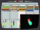 Les AudioCubes de Percussa utilisés avec Ableton Live.