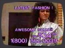 Music Vest Commercial 1985, Not sold in stores