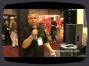 Présentation des enceintes amplifiées DSR Yamaha au Summer NAMM 2010.