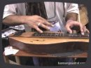 Not only do you get a fun demo, but the background on this uniquely American instrument.