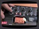 Le Zoom G2.1Nu un multi-effet doublé d'une interface audio USB pour Guitare.