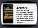 Peavey Electronics and Agile Partners announces AmpKit, the ultimate amp and pedal studio with full recording capability for iPhone/iPod touch/iPad, and AmpKit LiNK, a high fidelity electric guitar interface. AmpKit is a free app with a built-in Gear Store that will be coming soon to the iTunes App Store.