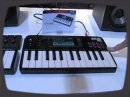 Petit retour sur la démo du clavier/contrôleur MIDI USB iPK25 de Korg et de l'application SynthStation Studio pour iPhone et iPod Touch.