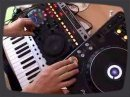 Here's James Zabiela showing exactly how to do the tricks he uses on his DJ mixes.