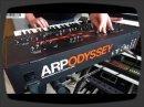 Voici un petit tutoriel autour du sound design de l'ARP odyssey par Retrosound.
