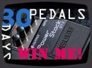 WIN THIS PEDAL: - http://bit.ly/30bosspedals 30 Boss compact pedals in 30 days - each one gets a bite-sized review, today its the Boss Power Stack ST-2.