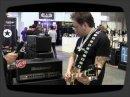 Pendant le Summer NAMM, voici une pr�sentation de la t�te d'ampli Blackstar HT Metal (100W).