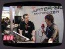 Un petit tour sur le stand Roiand pendant le dernier MusikMesse pour découvrir le Jupiter-80, mi synthé, mi instrument à modélisation de sons acoustiques.