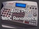 The MPC Renaissance is a controller for associated Mac and PC software, but gives the kind of workflow expected from the previous, stand-alone models.