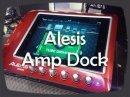 Voici une approche du nouveau Alesis Amp Dock en démo pendant le NAMM....