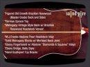 Découvrez une guitare acoustique de haut vol signée M. J. Franks Guitars, la Brazilian Rosewood Legacy Dreadnought.
