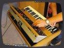 Démo du minimoog modèle des années 70 par Retrosound