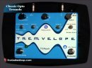 The Pigtronix Tremvelope is a touch sensitive tremolo that puts a new spin on one of the earliest guitar effects known to man.