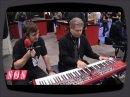 88, 76 & 73 note stage piano en démo sur le stand Nord et filmé par l'équipe de Sound On Sound