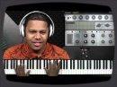 Jamal Hartwell nous propose un tour musical avec Neo Soul Keys, le piano électrique de Steinberg.