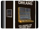 Virtual Instrument : Musicrow Modular Dreams, soundbank for Moog Modular V - pcmusic