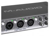 Audio Hardware : M-Audio announces Fast Track Ultra audio interface. - pcmusic