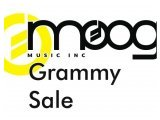 Industry : Moog's February Grammy Sale - pcmusic