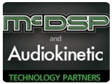 Industry : Audiokinetic unveils new partnership with McDSP - pcmusic