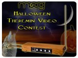 Event : Moog Halloween Theremin Video Contest - pcmusic
