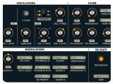 Plug-ins : Plug-in d'édition pour le Little Phatty de Moog - pcmusic