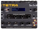 Music Hardware : Dave Smith unveils Tetra Analog Polyphonic Synthesizer - pcmusic