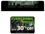 Industry : McDSP '30% off everything' promotion extended - pcmusic