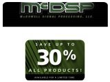 Industry : McDSP Extends Pricing - Up to 30% Off ! - pcmusic