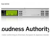 Audio Hardware : TC Electronic LM2 - New loudness meter - pcmusic