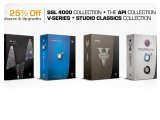 Plug-ins : Waves 25% off on SSL 4000, API, V-Series and Studio Classics Collections - pcmusic