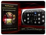 Divers : MoReVoX DriveDrums: SPL DrumXchanger Edition - pcmusic