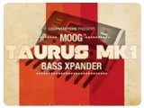 Virtual Instrument : Moog Taurus MK-1 - Bass Xpander - pcmusic