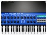 Virtual Instrument : Waldorf PPG 3.V Software - pcmusic
