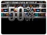 Virtual Instrument : Native Instruments: 50% off during this week end! - pcmusic