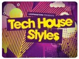 Virtual Instrument : Loopmasters Tech House Styles - pcmusic